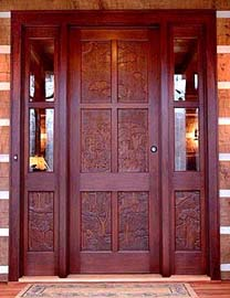 the only option for accurate historic restoration. So why specify anything less? & Custom Doors by Coyle Lumber \u0026 Millwork