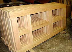 mortise and tenon door. mortise \u0026 tenon doors assembled and door r
